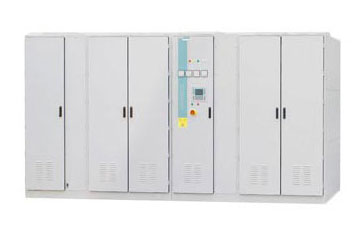 High voltage variable frequency drive